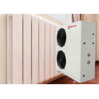 Buy cheap Air Source Heat Pump Water Heater Connecting The Anti - Rust Warmer Central Radiator For Homes Heating Systems from wholesalers