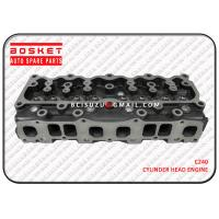 Buy cheap C240 Isuzu Truck Cylinder Head , Iron Diesel Engine Cylinder Cover from wholesalers