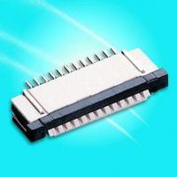 Buy cheap 4 to 32-Pin ZIF Type FPC/FCC Connectors with 1.0mm Pitch from wholesalers