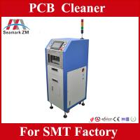 Buy cheap SMT cleaning machine PCB surface cleaning equipment with touch screen from wholesalers