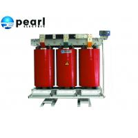 Buy cheap 11kV - 1600kVA Cast Resin Dry Type Transformer Air Cooling Fan Low Noise product