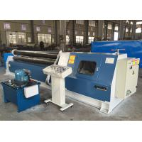 Buy cheap SS Plate Bending Hydraulic Rolling Machine With 3 Rollers High Rotation Power from wholesalers