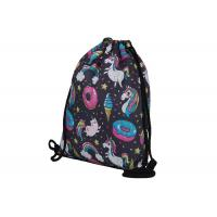 Buy cheap Online Order Drawstring Bag Backpack , Backpack Sack Bags With Custom Design from wholesalers