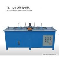Buy cheap TL-123 Copper tube bending machine for heating element or tubular heater or electric heater from wholesalers