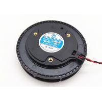 Buy cheap High Air Flow Centrifugal Fan Blower Round 24V 100mm X 25mm Dual Ball Bearing from wholesalers