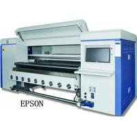 Stable Repairable Head Digital Textile Printer With Belt High Resolution 30 KW Manufactures