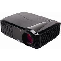 Digital Real 720P LED Lamp HDMI Projector Good Price For Cinema Office Home Entertainment Manufactures