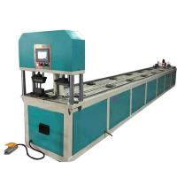 Buy cheap High Precision CNC Pipe Processing Machines , Hydraulic Automatic CNC Tube Punching Machine from wholesalers