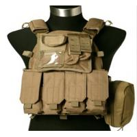 Buy cheap Outdoor Airsoft Bulletproof Paintball Tactical Vest / Body Armor Tactical Vest from wholesalers