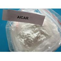 Buy cheap Muscle Building SARM Raw Powder 99% High Purity AICAR Powder ACADESINE Powder CAS: 2627-69-2 from wholesalers