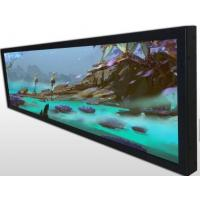 Buy cheap Bar Type AD Display Screen 36.6 Inch With Android / Windows Operating System from wholesalers