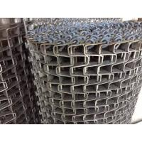 Buy cheap Bread Baking Oven Flat Wire Mesh Belt Customized 316SS With Good Breathability from wholesalers