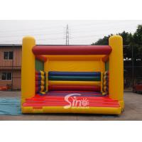 Buy cheap Indoor Party Childrens Inflatable Jumping Castles For Sale From Sino Inflatables from wholesalers