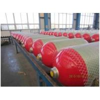 Buy cheap CNG cylinder, high pressure steel CNG cylinder, CNG cylinder for vehicle, OD356mm, Type 2 from wholesalers