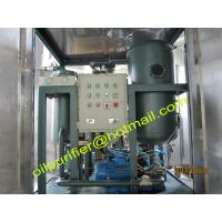 Turbine Oil Cleaning Systems by vacuum distillation,Purification Systems,Turbine Lube Oil Purifier exporter Manufactures