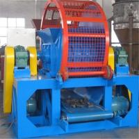 Wholesale 380 Volt Tire Rubber Shredding Machine Harden Gears for Cutting from china suppliers