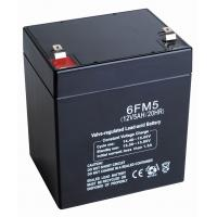 Buy cheap 12v 5ah DC power or Diesel rotary UPS, Telecom valve regulated lead acid Vrla Batteries from wholesalers