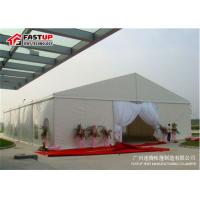 Business A Frame Wedding Marquee Tent For Wedding Ceremony Inflatable Roof Cover