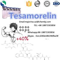 Buy cheap Tesamorelin Muscle Gain Steroids for Weight Loss Injection Peptides CAS 218949-48-5 from wholesalers