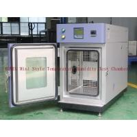 Buy cheap Desktop Battery Testing Equipment , 150L Temperature And Humidity Ozone Test Chamber from wholesalers