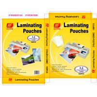 Buy cheap hot laminating pouch film plastic laminating pouches  plastic pouch laminating film from wholesalers