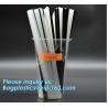 Buy cheap PLA Straws, disposable biodegradable PLA straw Individual Packed 100% Biodegradable PLA Straws,Compostable Biodegradable from wholesalers