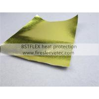 Buy cheap Gold Engine Heat Barrier Insulation from wholesalers