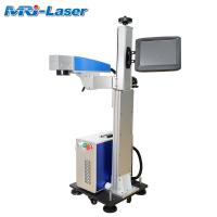 Wholesale Long Time Working Flying Laser Marking Machine 14000mm/S Engraving Speed from china suppliers