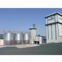 Buy cheap Small Hopper Bottom Steel Silo, Automatic-flow Unloading Way, Save Resources and Costs  from wholesalers