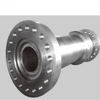 Buy cheap 17-4ph 15-5ph 17-7ph Inconel 625 incoloy 825 Forged Forging Steel long flanged Flange pipes Pipings Tubes Tubings from wholesalers