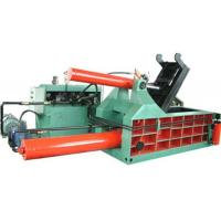Buy cheap Y81F-500A Turn Over Type Scrap Metal Baler product