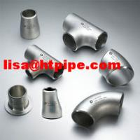 Wholesale ASME SB366 UNS N06600/WPNCI/CRNCI nickel alloy fittings from china suppliers