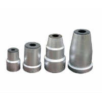 Buy cheap Chinese supplier High alumina Carbon Tundish Nozzle refractory brick for Steel Ladle from wholesalers