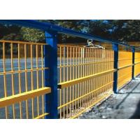 Buy cheap Security Fencing Weld Mesh Panels PVC Or Powder Spray Coated For Commercial Building from wholesalers