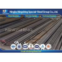 Buy cheap ST44-2 / S275JR / 1.0044 Carbon Steel Round Bar Black / Peeled Steel from wholesalers