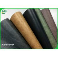 Buy cheap 1056D 1073D Breathable Printable Colored Tyvek Fabric For Paper Bags from wholesalers