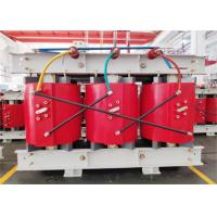 Buy cheap Compact Size Dry Type Transformer Safety For People / Property Three Phases product