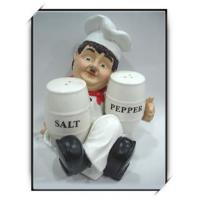 Buy cheap Hasher, chef, wine bottle holder, figurine from wholesalers