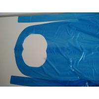 Buy cheap Colored Childrens Art Apron , Disposable Kitchen Aprons For Adults from wholesalers