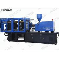 Wholesale 280 Ton High Efficiency Home Injection Molding Machine For PC / PP Bucket from china suppliers