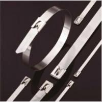 Buy cheap Stainless Steel Cable Tie Ball Lock Type from wholesalers