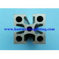 Buy cheap Extruded Modular Aluminum Profiles Forged Pipe Fittings For Framing System from wholesalers