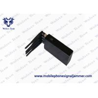 Buy cheap Portable High Power Signal Jammer 5 - 30 Meters Efficient Avoid Sparkling from wholesalers