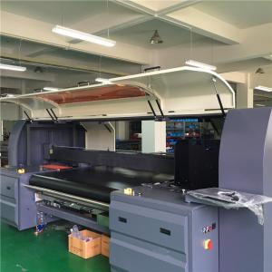 Buy cheap Homer Kyocera Digital Fabric Printer / Digital Inkjet Printing For Textile 10 kw from wholesalers