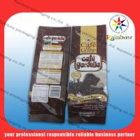 Wholesale Mylar aluminum foil tea bags packaging with flexible valve from china suppliers