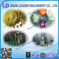 Buy cheap Right Fruit and vegetable chips    service machinery from wholesalers
