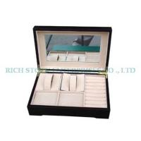 Wholesale wooden jewelry Boxes,jewelry boxes from china suppliers
