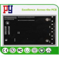 Buy cheap 2 layer Rigid PCB Circuit Board 1.6 fr4 1oz  Double Sided PCB  enig lead free osp from wholesalers