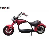 Buy cheap EEC 12 Inch Aluminum Wheel Adult Sports Motorcycle 1500W Lithium Battery TM-TX-11 from wholesalers