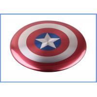 Buy cheap Professional Portable Power Bank 6800mAh MARVEL Captain American For Emergency from wholesalers